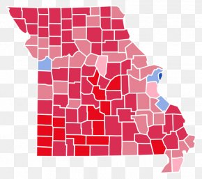 Dave Leip's Atlas Of Us Presidential Elections - United States Presidential Election In Missouri, 2016 US Presidential Election 2016 United States Presidential Election, 2012 United States Presidential Election In Missouri, 2012 PNG