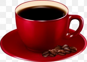 Coffee - Coffee Cup Cafe Coffee Bean PNG