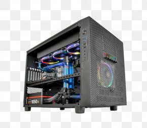 Computer - Computer Cases & Housings Power Supply Unit Thermaltake Commander MS-I ATX PNG