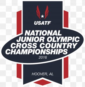 Cross Country Running Symbol - USATF National Junior Olympic Track & Field Championships USA Track & Field AAU Junior Olympic Games Cross Country Running PNG
