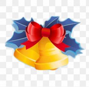 Vector Christmas Bells - Christmas Euclidean Vector Vecteur PNG