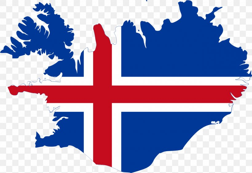 Flag Of Iceland Vector Map, PNG, 1280x880px, Iceland, Area ...
