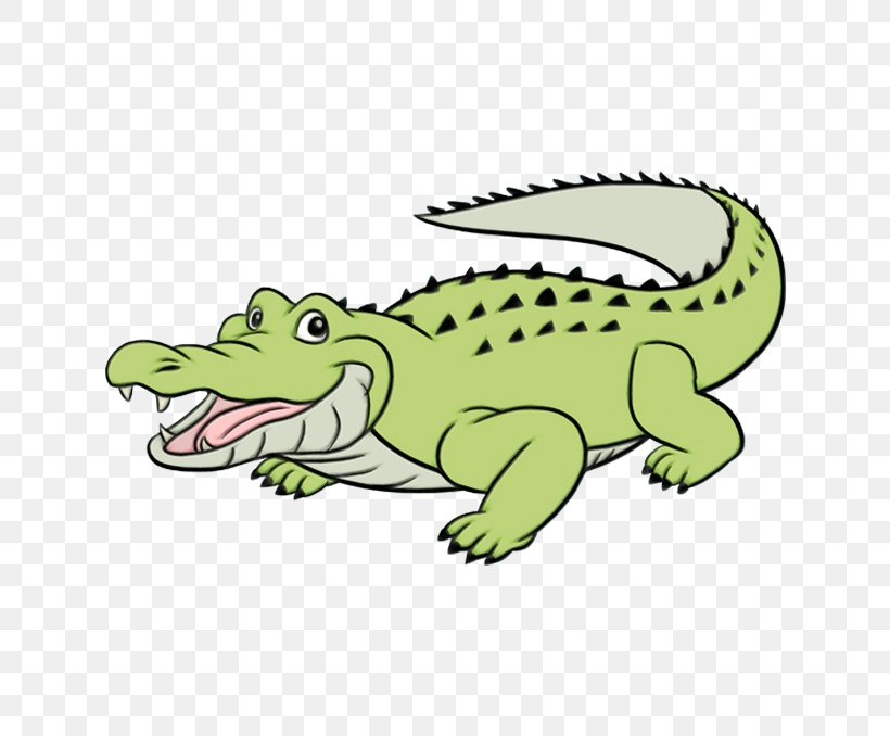 Alligators Crocodile Drawing Tutorial Cartoon Png 680x678px Alligators Alligator American Crocodile Animal Animal Figure Download Free