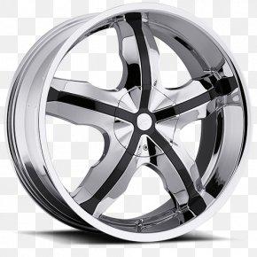 Wheel Rim File - Car Custom Wheel Rim Tire PNG