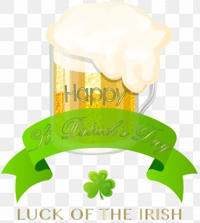 Happy St Patricks Day Clip Art - Image File Formats Lossless Compression PNG