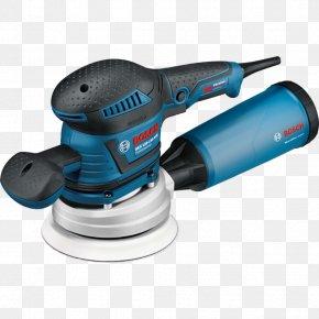 Turbo - Random Orbital Sander Tool Robert Bosch GmbH Belt Sander PNG