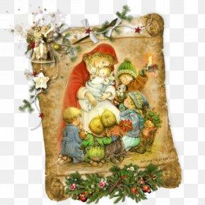 Christmas - Christmas Ornament Nativity Of Jesus Christmas Card Biblical Magi PNG