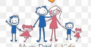 Dad And Mom - Europe Father Mother Child Family PNG