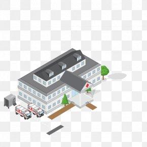 Hospital Ambulance PNG