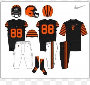 V - Princeton Tigers Football Yale Bulldogs Football Jacksonville Jaguars Harvard Crimson Football Jersey PNG