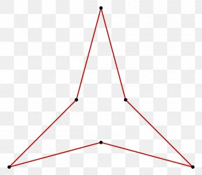 Free Creative Triangle Buckle - Triangle Isotoxal Figure Star Polygon Star Polygon PNG