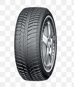 Car Tires - Car Snow Tire Wheel Tread PNG