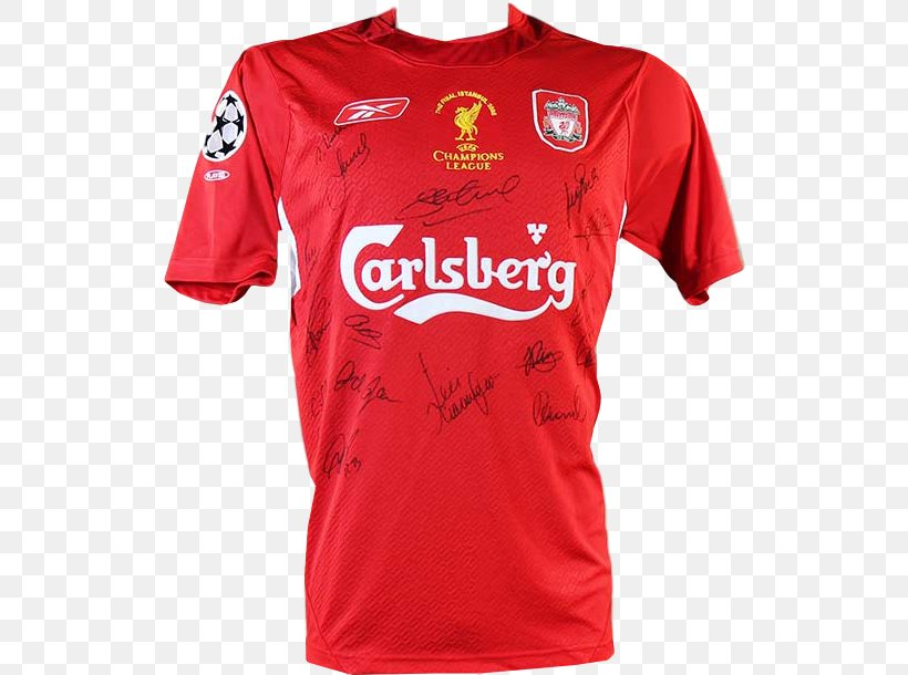 Download Liverpool Shirt Png