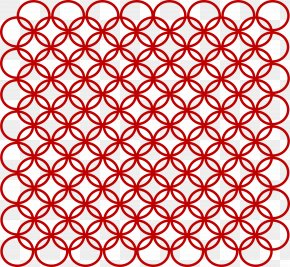 Red Circle - Circle Geometry Disk Clip Art PNG