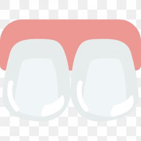 Glasses - Glasses Goggles Mouth PNG