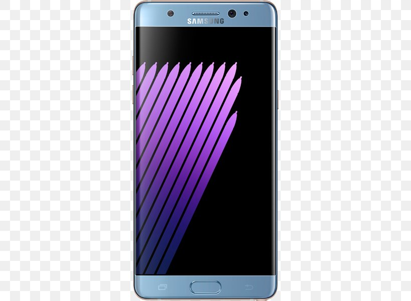 Samsung Galaxy Note 7 Smartphone Samsung Galaxy S7 Android, PNG, 500x600px, Samsung Galaxy Note 7, Android, Cellular Network, Communication Device, Electronic Device Download Free