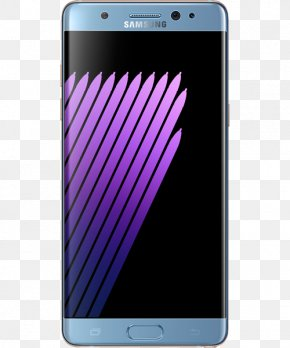 Samsung Galaxy Note - Samsung Galaxy Note 7 Smartphone Samsung Galaxy S7 Android PNG