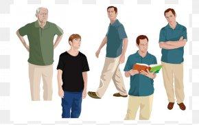Copywriter Vector - T-shirt Designer Illustrator Homo Sapiens Social Group PNG