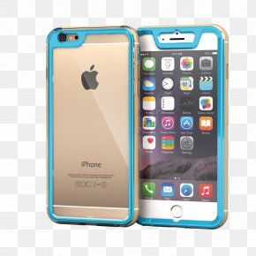 Light Blue Iphone - IPhone 6 Plus IPhone 6s Plus Apple Cell Phone Case For IPhone 6 & 6s IPhone 7 PNG