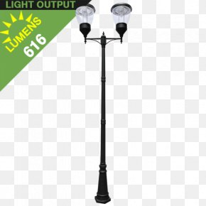 Light - Street Light LED Lamp Solar Lamp Light Fixture PNG