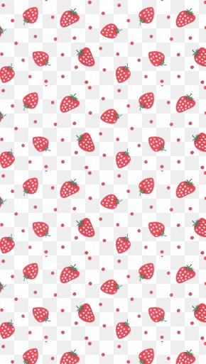 Strawberry Shading - IPhone 5 IPhone 6 Plus Strawberry IPhone 6S Wallpaper PNG