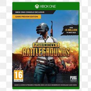 Players Unknown Battleground - PlayerUnknown's Battlegrounds Xbox One X Video Game Xbox 1 PNG