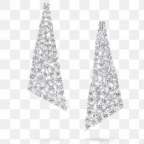 Diamond Triangular Pieces - Christmas Tree Christmas Decoration Gift Fir PNG