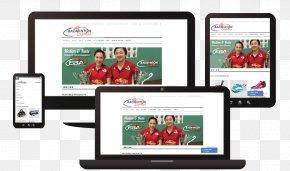 Badminton Tournament - Responsive Web Design Graphic Design Headband PNG