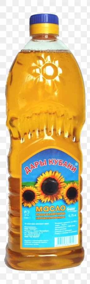 Sunflower Oil - Vegetable Oil Sunflower Oil Cooking Oil Food PNG