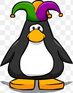 Jester Hat Clipart - Club Penguin Party Hat Wikia PNG