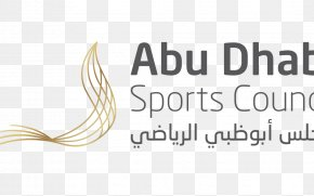 Abu Dhabi Flag - Abu Dhabi Sports Council Product Design Brand Logo Font PNG