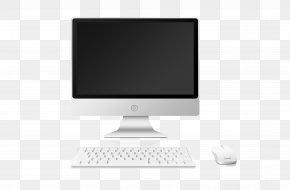 Desktop Computer Prototype - Output Device Laptop Computer Monitors Personal Computer Desktop Computers PNG