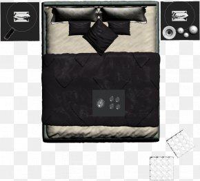 Bed - Bedroom Mattress PNG