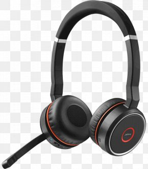 Wireless Headset - Jabra Evolve 75 UC Stereo GN Group Jabra Evolve 75 Xbox 360 Wireless Headset Active Noise Control PNG