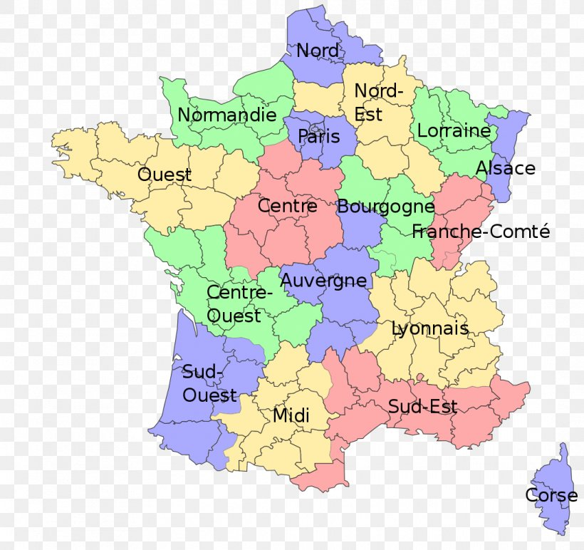 Map Of France Areas.Regions Of France Nord Map La Bourgogne Grand Est Png