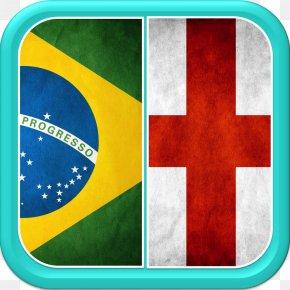 Flag - Brazil National Football Team 2014 FIFA World Cup Flag Of Brazil PNG
