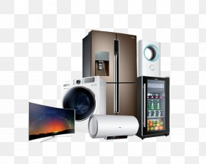 Combination Appliances - Home Appliance AC Power Plugs And Sockets Remote Control Home Automation PNG