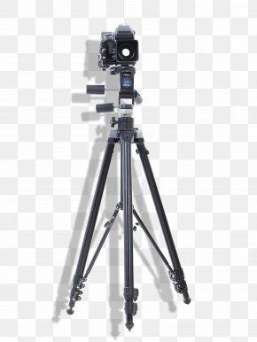 Free Camera Tripod Pull Material - Tripod Photography Video Camera PNG