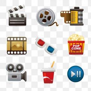 Movie Icon - Film Icon PNG