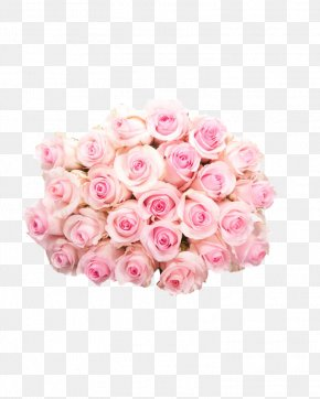Pink Roses Flowers Bouquet Pic - Rose Flower Bouquet Pink Flowers PNG