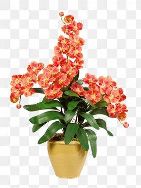 Flowers And Potted Plants Landscape - Flowerpot Bonsai PNG
