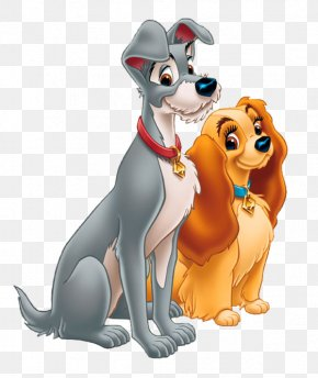 Lady And The Tramp Free Picture - Lady And The Tramp Cartoon The Walt Disney Company Drawing PNG