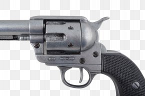 Weapon - Revolver Firearm Colt Single Action Army American Frontier Weapon PNG