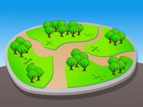 Park Cliparts - Park Cartoon Clip Art PNG