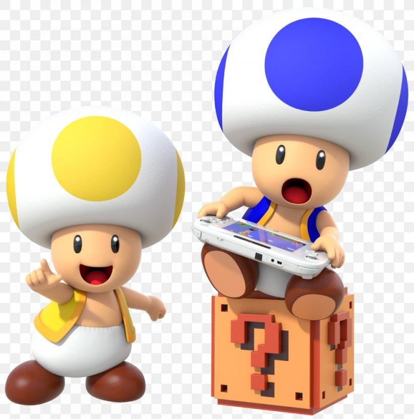 Super Mario Maker Super Mario Bros. Super Mario 3D Land Toad, PNG, 984x996px, Super Mario Maker, Figurine, Mario, Mario Bros, Mario Series Download Free