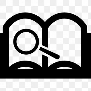 Magnifying Glass - Magnifying Glass Book Logo PNG