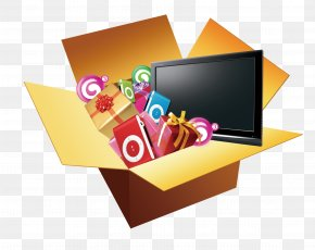 Gift - Computer Graphics PNG