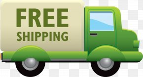 Free Shipping File - Freight Transport Free Shipping Sales Online Shopping Purchasing PNG