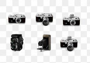 Mechanical Camera Icon - LocoRoco Digital Cameras PNG