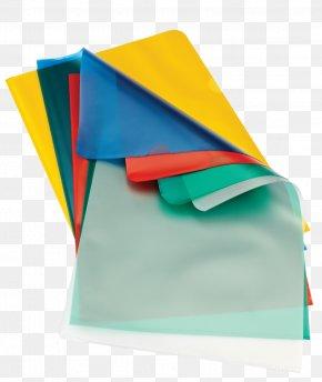 Pvc - Paper File Folders Plastic Stationery Presentation Folder PNG